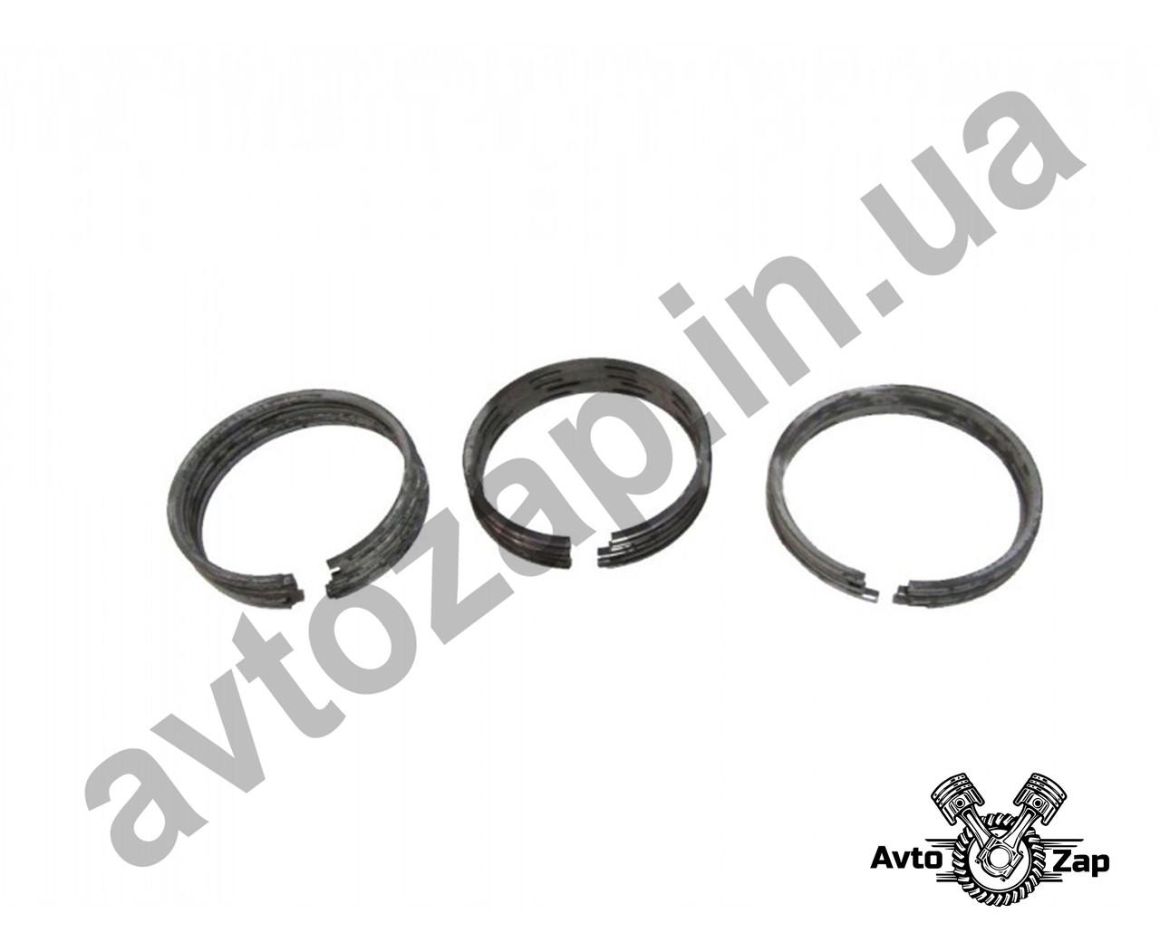 Кольца поршневые Москвич 408 D75,88
