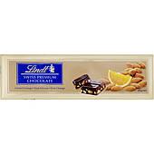 Шоколад Lindt Excellence Gold черный горький с апельсином и целым миндалем 300 г