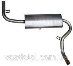 Глушитель основной ВАЗ 2121 ЮТАС