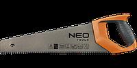 Ножовка по дереву с тефлоновым покрытием, 450 мм, 7TPI, PTFE 41-016 Neo