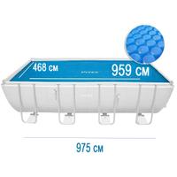 Теплосберегающее покрытие (солярная пленка) для бассейна Intex 29030, 960 х 466 см (для бассейнов 975 х 488 см)
