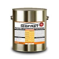 Мастика кровельная каучуковая Izofast (бесшовная кровля) 10 кг