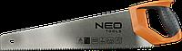 Ножовка по дереву, 450 мм, 11TPI, 41-066 Neo, фото 1