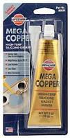 Герметик прокладочный медный Versachem Mega Copper High-Temt Silicone Gasket  ✔ цвет: медный ✔ 85гр.