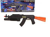 Автомат детский со световыми и звуковыми эффектами AK 47 A-1