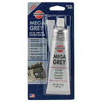 Герметик прокладочный Versachem MEGA GREY SILICONE цвет  серый 85гр.
