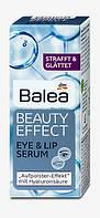 Balea Beauty Effect Augen & Lippen Serum