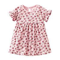 Платье для девочки Цветы Little Maven
