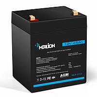Аккумуляторная батарея MERLION MLB-12V-4,5Ah