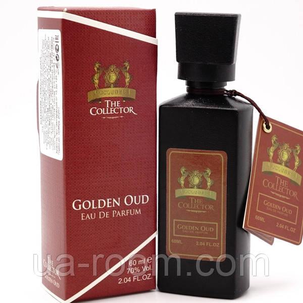 Мини-парфюм 60 мл.  Alexandre J Golden Oud