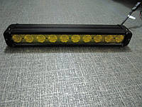 Противотуманные светодиодные фары   S10100 IP67  желтые, фото 1