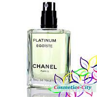 Тестер мужской Chanel Egoiste Platinum,100 мл