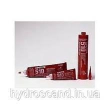 Фланцевый герметик Loctite 510 (Локтайт 510), маслостойкий, высокотемпературный, до 200°С, 50 мл