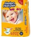 Подгузники Helen Harper (Хелен Харпер) Soft&Dry  5 (15-25 кг) 10 шт
