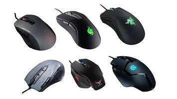 Мышки (проводные и беспроводные)