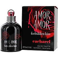 CACHAREL AMOR AMOR FORBIDDEN KISS EDT SPRAY 30ML
