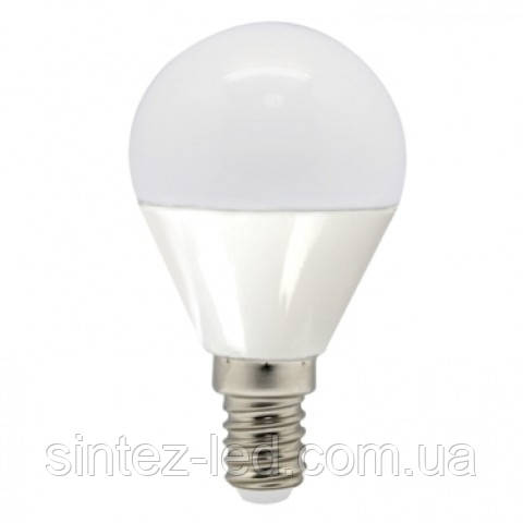 Светодиодная лампа Z- LIGHT ZL14510144 10W G45 E14 4000K Код.59524