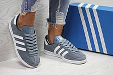 0c8000af Кроссовки женские темно голубые Adidas Hamburg 6025 купить в  интернет-магазине Siwer - цена, отзывы, фото, обзор. Киев, Украина.