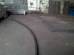 Вальцовка метала, изготовление стальных труб из листа., фото 3