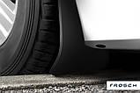 Брызговики передние для Renault Kaptur 2016-> комплект 2шт NLF.41.43.F13, фото 4