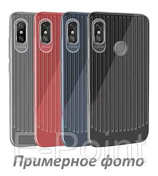 TPU чехол Grill для Xiaomi Pocophone F1