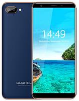 "Oukitel C11 5,5"" HD 18:9 Android 8,1 1 GB RAM 8 GB ROM MTK6580A 4 ядра 5MP 3400 mAh 3G GPS"