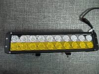 Двухцветные  светодиодные фары   D10200 IP67   , фото 1