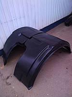 Подкрылки , защита колесных арок для МАЗ (со спальником) передние