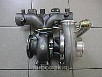 Ремонт турбины DAF серии XF; CF; FA; FT; MX; Kompakt ( Даф ЦФ; ХФ; Компакт; ФА; ФТ; МХ )