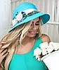 Летняя женская шляпа «Марсель роза»