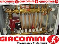 Коллектор для теплого пола Giacomini на 2 контура