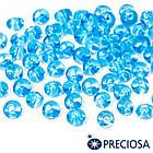Бисер Preciosa DROPS 2/0 цв. 60000, Прозрачный NT, Цвет: Голубой (УТ100010910)