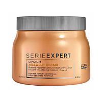 Маска для восстановления поврежденных волос Absolut Repair Lipidium 500 мл L'Oreal Professionnel