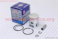 Поршень, кольца, палец к-кт Yamaha JOG50 40мм STD синяя коробка (палец 10мм)