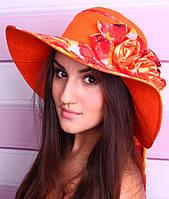 Летняя женская шляпа «Виола»