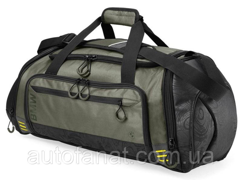Оригинальная спортивная сумка BMW Active Sports Bag Functional (80222446007)
