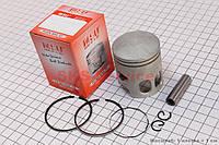 Поршень, кольца, палец к-кт Yamaha JOG65 3KJ 44мм +0,25 (палец 10мм)