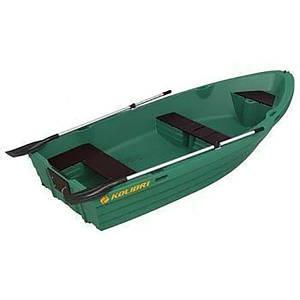 Лодка Kolibri (зеленая), код: K-RKM-350Z