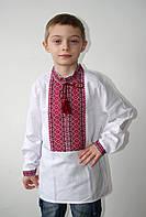 Вышитая сорочка для мальчика 0113, фото 1