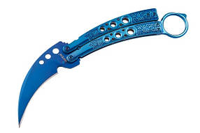 Нож бабочка-керамбит 15-F