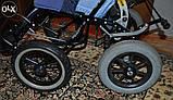 Специальная Прогулочная Коляска для Реабилитации Детей с ДЦП Comfort 3 Special Needs Stroller, фото 7