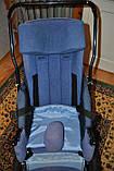 Специальная Прогулочная Коляска для Реабилитации Детей с ДЦП Comfort 3 Special Needs Stroller, фото 2