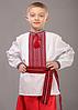 Вышитая рубашка на мальчика 0111