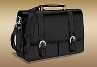 Бирка кожаная для сумок, фото 1