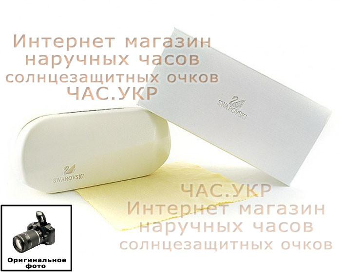 Футляр для солнцезащитных очков Swarovski комплект чехол сваровски дизайн