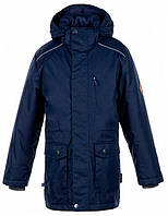 Куртка для мальчиков Rolf 1, Huppa, темно-синий (134 р.) (17640110-00086-134)