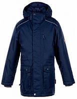 Куртка для мальчиков Rolf 1, Huppa, темно-синий (140 р.) (17640110-00086-140)