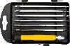 Набор отверток мини 7шт. Topex 39D551