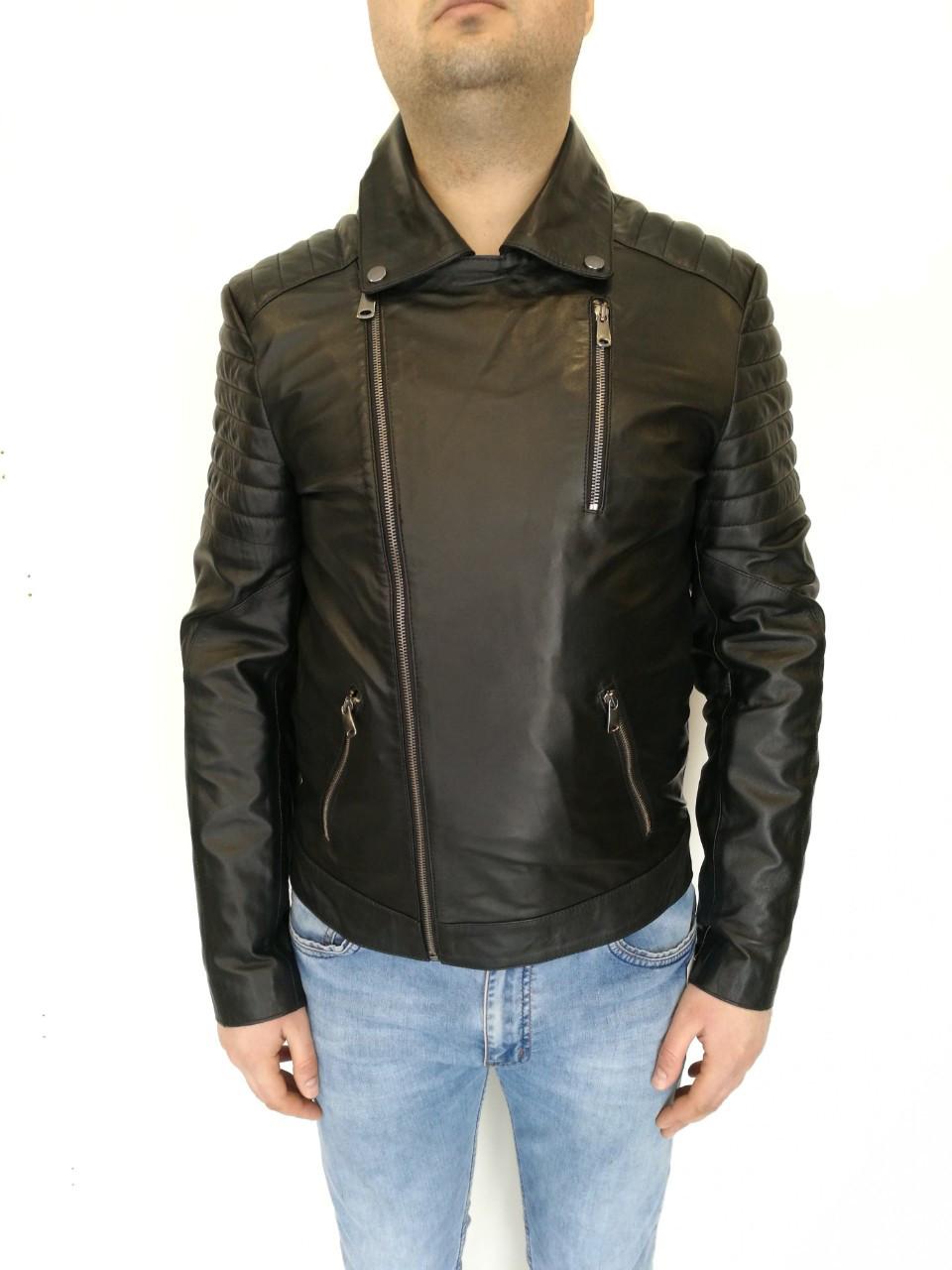Курткаиз натуральной овчины.  / man jacket 455
