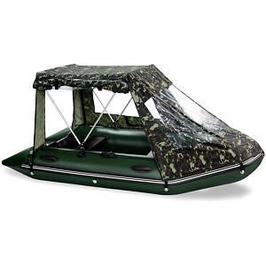 Палатка лодочная Bark (модель 3300-3600 мм.), код: BK-090